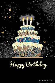 birthday wishes happy Happy Birthday WishesYou can find Happy birthday images and more on our website Happy Birthday Pictures, Happy Birthday Messages, Happy Birthday Quotes, Happy Birthday Greetings, Funny Birthday Cards, Birthday Pins, Art Birthday, Birthday Board, Happy B Day
