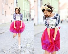 outfit – Page 3 – fresshion Tulle, Skirts, Outfits, Fashion, Moda, Suits, Fashion Styles, Tutu, Skirt