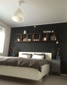 Kussens, zwart, wit, bank, woonkamer, livingroom, | Industrieel ...