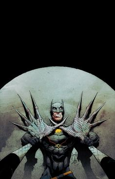 While Jim Gordon is in the fight of his life against Mr. Bloom, Bruce Wayne discovers a shocking secret about his past that will change everything in Gotham City! Batman And Catwoman, I Am Batman, Batgirl, Batman Suit, Batman Arkham, Batman Robin, Bob Kane, Comic Book Heroes, Comic Books Art