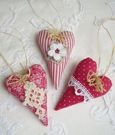hearts -  tilda