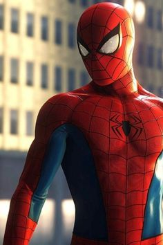 Even there's so many suits available on insomniac marvel spiderman game but everyone's shold agree if the classic red and blue suit spiderma. Marvel Dc, Marvel Comics Superheroes, Marvel Characters, Marvel Heroes, Spiderman Suits, Spiderman Spider, Amazing Spiderman, Hd Wallpaper, Spiderman Lockscreen