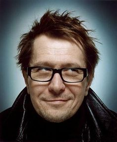 Gary Oldman: is man is a brilliant  actor.