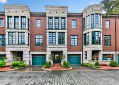 2650 N. Southport Ave. Unit H: $975,000   Listed on Dec. 31, 2015   Embassy Club townhouse in cobblestone courtyard. Home has been fully updated and includes three bedrooms, attached garage, kitchen with island, double oven, granite countertops, a built-in desk, pantry and updated hardware and lighting. Large living/dining room with a bay window, fireplace with slate surrounding and built-ins. Master suite has fully renovated bath with double sinks, separate tub/shower, Italian marble…