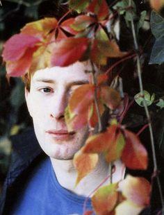 Thom Yorke by Kevin Cummins, 1995