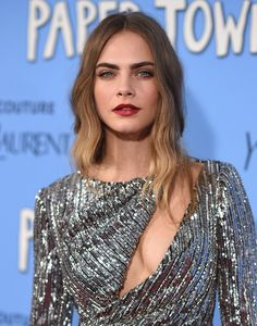 "Cara Delevingne - ""Paper Towns"" New York Premiere - July 21, 2015"