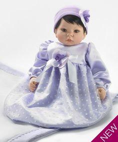 Lee Middleton Doll Lavender Lullaby