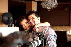 Aishwarya rai with a photographer
