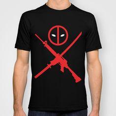 Deadpool - Wade Wilson 2 T-shirt