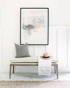 How Kate Lester Runs a Successful Interior Design Business & Keeps it Real Home Luxury, Entry Stairs, Hallway Bench, Amber Interiors, California Cool, Interior Design Business, Keep It Real, Commercial Interiors, Contemporary Interior