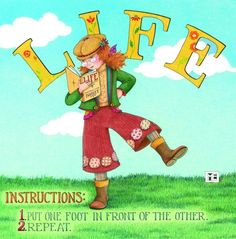 Life - Mary Engelbreit