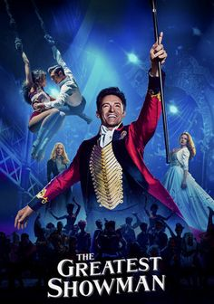 The Greatest Showman is awesome! Loved, loved, loved, this movie about P.T. Barnum. I bought the soundtrack and have listened to it over and over to again. And one can never go wrong with Hugh Jackman. That man is a triple threat with acting, dancing, and singing.