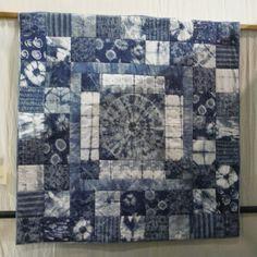 Wonky Patchwork: Quilt Show, Part 2 Japanese Quilt Patterns, Patchwork Quilt Patterns, Japanese Quilts, Girls Quilts, Blue Quilts, White Quilts, Diy Bag Designs, Asian Quilts, Fat Quarter Quilt