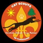Worldwide Wildcats my Troop at Cat Scouts