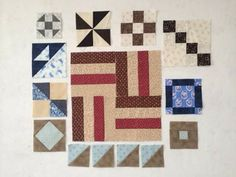 Many quilts