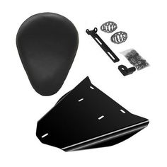 "13"" black seat honda shadow vlx600 bobber kit"