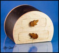 Scrollsaw Workshop: Small Scroll Saw Jewelry Box
