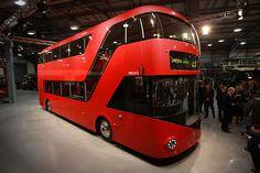 Thomas Heatherwick New Routemaster