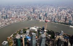 The Shanghai FTZ, located in the Pudong business district. (Photo/CNS)