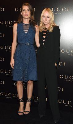 ... Charlotte Casiraghi - In einem Komplett-Look von Gucci mit ehemaliger Gucci-Designerin Frida Giannini