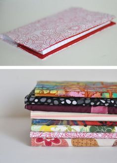Sewn Book Cover 12 Kids always need their books covered and we always do terrible at it...not any more!