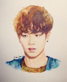 Cheese in the trap Trap Art, Cheese In The Trap, Seo Kang Joon, Kpop Drawings, Joo Hyuk, Manga, Webtoon, Korean Drama, Art Sketches