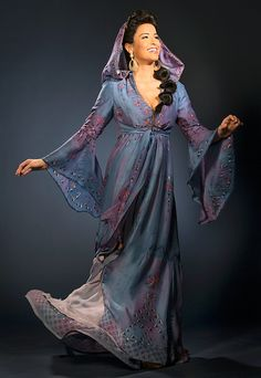 """Courtney Reed as Jasmine in """"Aladdin: The Musical""""."""