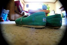 Green toms
