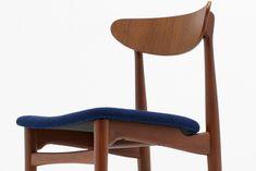 北欧デザイン家具 Klokken クロッケン チーク材 ダイニングチェア 6 / ibukiya Chair, Furniture, Home Decor, Decoration Home, Room Decor, Home Furnishings, Stool, Home Interior Design, Chairs