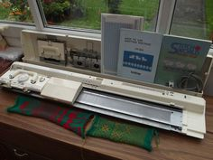 Brother ELECTRONIC Knitting Machine KH950 Fully Serviced