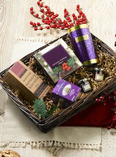 PRICE CRASH Tea Time Treats Hamper Tray was £20 NOW £8 at BHS