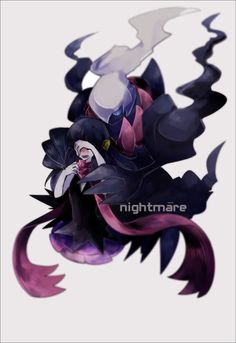 Dawn and Darkrai