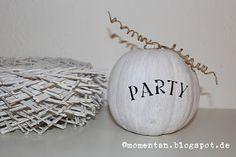 Party Decoration by Miriam Knapp | aufdeineweise.de – Blog: DesignTeam | WERKE #13