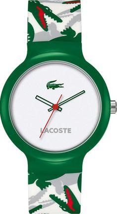 Zegarek unisex Lacoste 2020060 - sklep internetowy www.zegarek.net