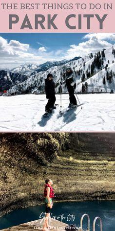 Winter Family Vacations, Utah Vacation, Christmas Vacation, Vacation Ideas, Family Travel, Park City Utah, Salt Lake City Utah, Weekend Getaways With Kids, Heber City