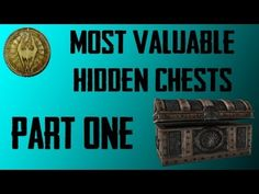 How to Get to the Most Valuable Hidden Chests in Skyrim Part 1