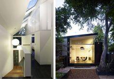 Elliott Ripper House/ Haines House, Christopher Polly Architect.