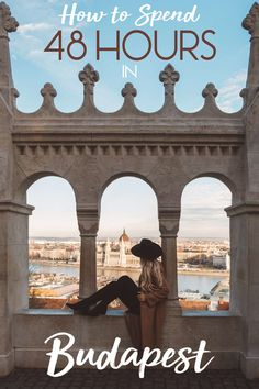 How to Spend 48 Hours in Budapest in the Winter • The Blonde Abroad