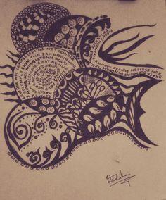 Harry Potter zentangle doodling Face Doodles, Tribal Tattoos, Zentangle, Harry Potter, Art, Art Background, Zentangle Patterns, Kunst, Performing Arts