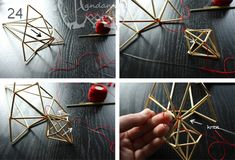 Blogg - Handante Stick It Out, Triangles, Diy And Crafts, Projects To Try, Manualidades, Heaven