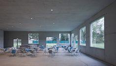 Diseño Arquitectónico II, Otoño 2010, ITESO: Escuela de diseño Zollverein