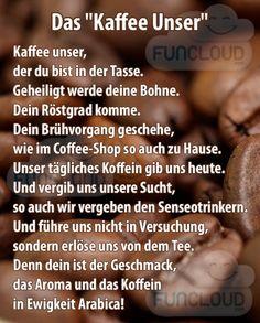 """""""Kaffee Unser"""""""
