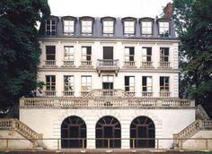 Château de l'Étang  Adresse : Rue Sadi-Carnot, Bagnolet, France  Datation XIXe siècle