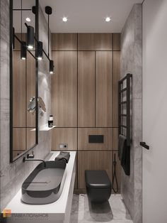Bedroom idea for your modern apartment. Washroom Design, Bathroom Design Luxury, Bathroom Design Small, Small Toilet Design, Baths Interior, Small Apartment Interior, Bathroom Plans, Bathroom Renovations, Hotel Room Design