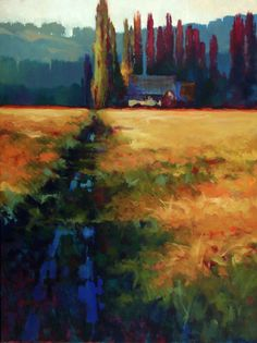 Love the colors Donna Young uses