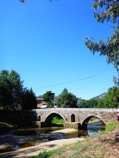 Ponte de Vilar de Mouros © Viaje Comigo é lindo e muito mais para um belo mergulho