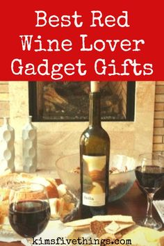 Retirement gifts for a wine drinker. Gift for wine lover who has everything. Best wine gadgets Personalized gift for wine drinker that loves red wine. Gifts For Wine Drinkers, Gifts For Wine Lovers, Wine Gifts, Types Of White Wine, Different Types Of Wine, Wine Gadgets, Best Red Wine, Homemade Wine, Wine Night