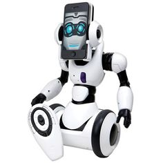 The iPhone Owner's Robotic Avatar - Hammacher Schlemmer