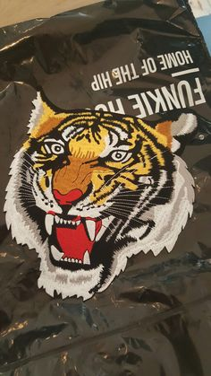 Tiger patch, Funkiehouse