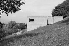New mud like smoke, Schlins / AT   Boltshauser Architects, Zurich, Switzerland